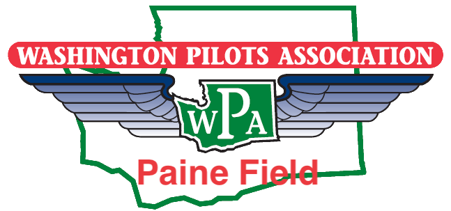 Paine Field Chapter - Washington Pilots Association