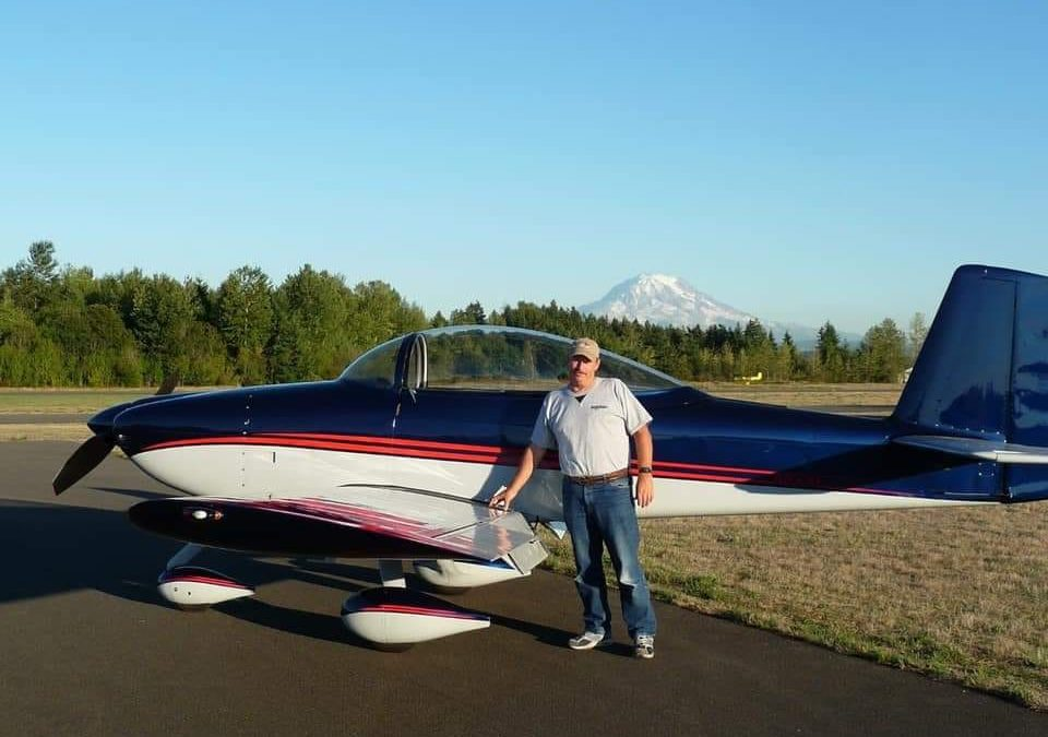 Tragic Death of a Paine Field WPA Chapter Member