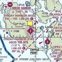 Friday Harbor Airport - KFHR
