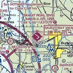 Skagit Regional Airport - KBVS