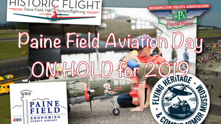 Paine Field Aviation Day 2019