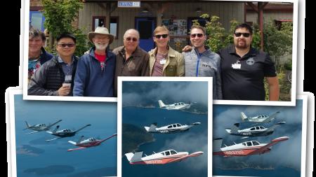 Annual B2Osh Formation Flying Clinic in Bremerton